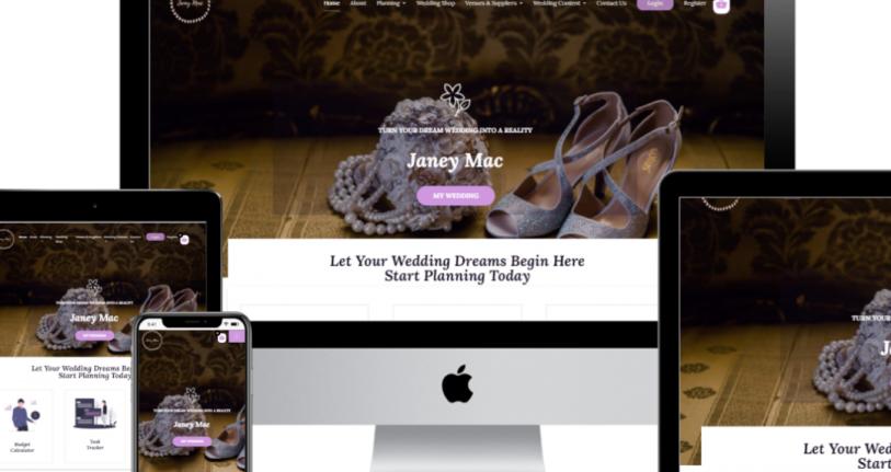 Janeymac Website Showcase Web Consulting Ireland